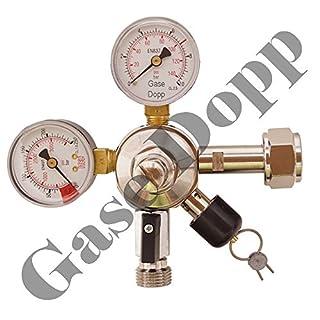 Druckminderer 1 leitig - 7 bar AFG von Gase Dopp