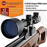 In Your Sights 3-9x50 Airgun Rifle scope | Air gun riflescope |