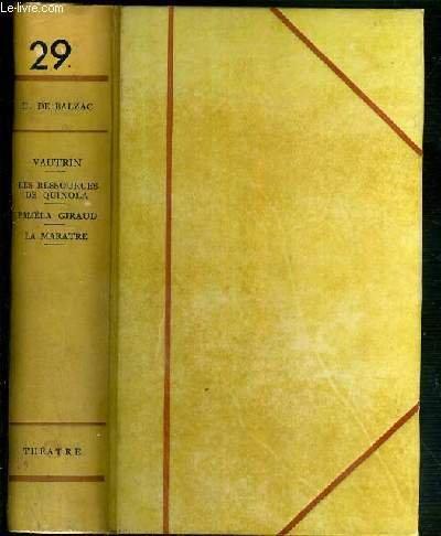 La Comdie humaine : La Rabouilleuse. Le Cur de Tours :  Orn de 14 illustrations de Grau-Sala