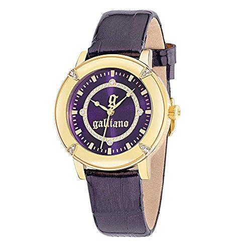 john-galliano-quarzwerk-damen-armbanduhr-r2551117502