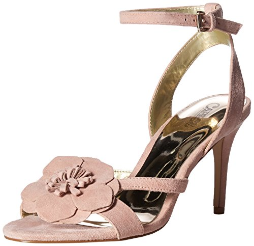 Carlos by Carlos Santana Damen Elle Sandalen mit Absatz, pink Blush, 42 EU (Blush Pink Kleid Schuhe)