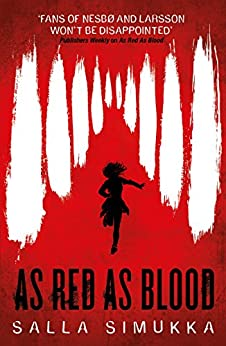 As Red as Blood (Lumikki Andersson)