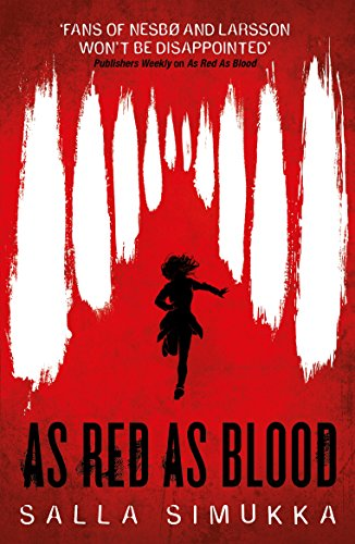 As Red as Blood (Snow White Trilogy 1)