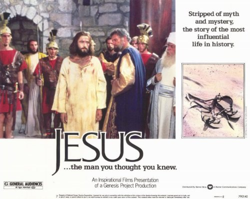 Jesus Plakat Movie Poster (11 x 14 Inches - 28cm x 36cm) (1979) D (1979 Plakat)