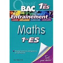 Maths 1e ES Enseignement obligatoire et optionnel