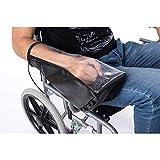 QEES JJZ161 Elektro-Rollstuhl-Zubehör, wasserdichte Power...
