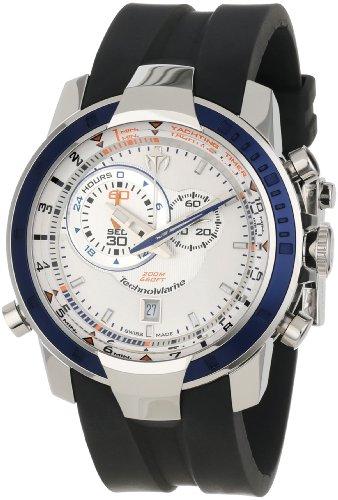 Technomarine 609007 - Reloj cronógrafo de cuarzo unisex