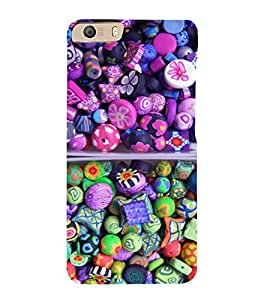 printtech Sweet Candy Back Case Cover for Micromax Canvas Knight 2 E471