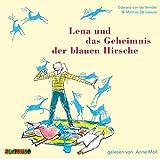 Lena und das Geheimnis der blauen Hirsche von Edward van de Vendel