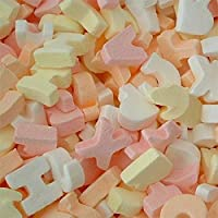 ABC Candy 500g Share Bag by The Gourmet Sweet Company
