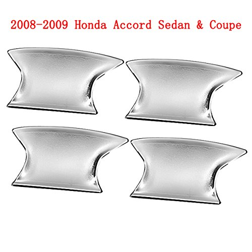 Specchio cromato maniglia sportello laterale cavità Bowl Covers Trims nuovissimo sulla vendita