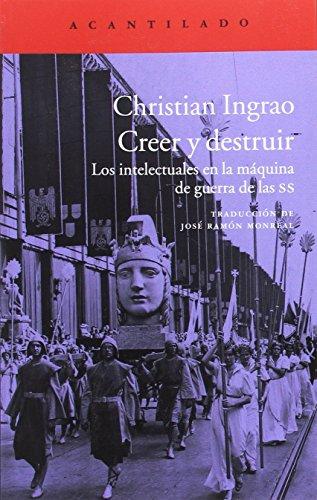 Creer y destruir (El Acantilado) por Christian Ingrao