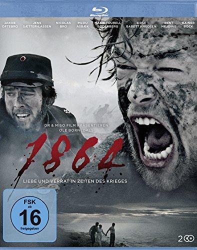 Bild von 1864 - Liebe und Verrat in Zeiten des Krieges [2 BDs] [Blu-ray]