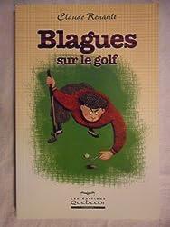 Blagues sur le golf