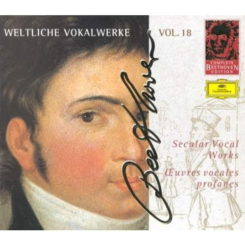 Beethoven-Oeuvres Vocales