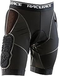 Race Face Flank Liner Protector Shorts Stealth Größe XXL 2017 Protektorenshort