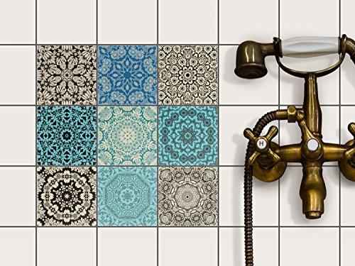 Piastrelle per pavimento cucina piastrelle adesive for Fliesenaufkleber 15x15