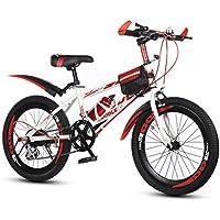 1e2cda38c0c9b8 DUWEN Bici per Bambini Mountain Bike 20/22 Pollici Ragazzi e Ragazze 6-8