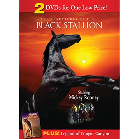 Black Stallion & Legend of Cougar Canyon