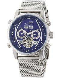 Ingraham Herren-Armbanduhr XL Buenos Aires Analog Automatik Edelstahl IG BUEN.1.221105