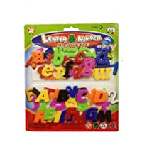 52 PCs Magnetic Magnets Alphabet Letters Capital Letters & Lower Case Letters