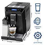 DeLonghi Eletta ECAM 44.660.B Bean to Cup, Black