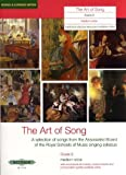 EDITION PETERS ART OF SONG (REVISED & EXPANDED EDITION) GRADE 8 MEDIUM VOICE - VOICE AND PIANO (PER 10 MINIMUM) Classical sheets Choral and vocal ensembles by Various (2008-07-02)