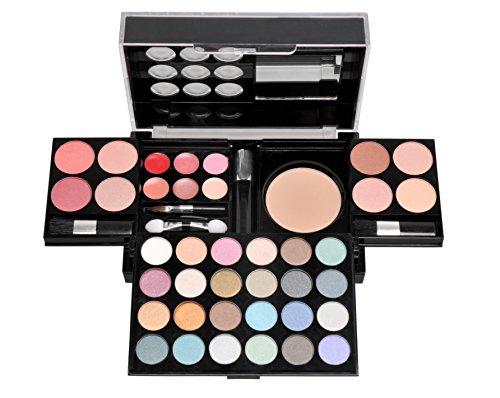 Makeup Trading Schmink Paleta de Sombras, 14 Colores - 38 gr