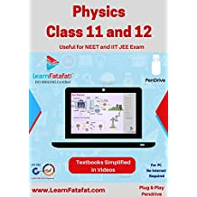 Physics Class 11 and Class 12 ( Useful for NEET/JEE) Pendrive