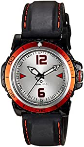 Maxima Hybrid Analog Multi-Color Dial Men's Watch - 31183PPGW
