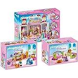 Playmobil - Set - Castillo de la princessa - contiene: 4898, 6852 + 6854