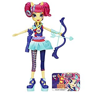 My Little Pony Equestria Girls Sour Sweet Doll