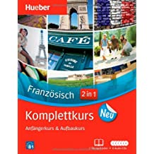 Komplettkurs Neu: Komplettkurs Französisch Neu: Paket: 2 Übungsbücher + 6 Audio-CDs
