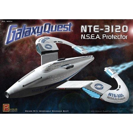 1/1400 Galaxy Quest N.S.E.A. Protector Spaceship by Pegasus Hobby