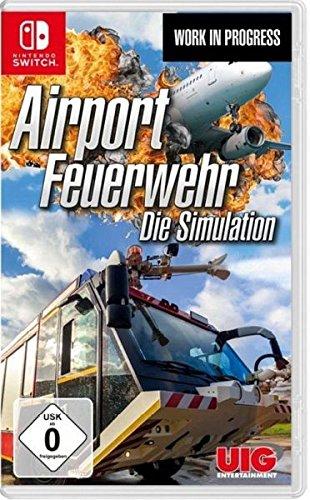 feuerwehr simulationen Airport Feuerwehr - Die Simulation. Nintendo Switch