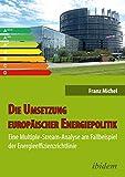 Die Umsetzung europäischer Energiepolitik: Eine Multiple-Stream-Analyse am Fallbeispiel der Energieeffizienzrichtlinie