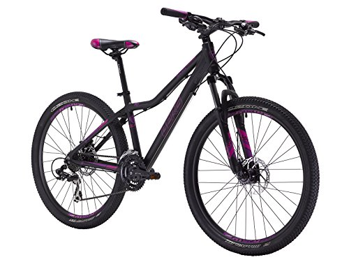 Bicicleta de Montaña de 26″ con Suspension 2 Frenos de Disco 21V montada en Shimano Color Negro MTB 5553488