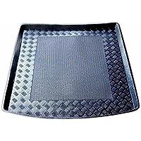 Rezaw - Plast 101864M Alfombrillas para maletero , Cubeta para maletero (Borde de protección de 5 cm, antideslizante, ligera y flexible)