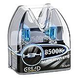Gread HB4 Box Halogen Lampen in Xenon Optik Lights | Super White | 8500k 55W | E-Prüfzeichen | 100% Passgenauigkeit & Lange Lebensdauer