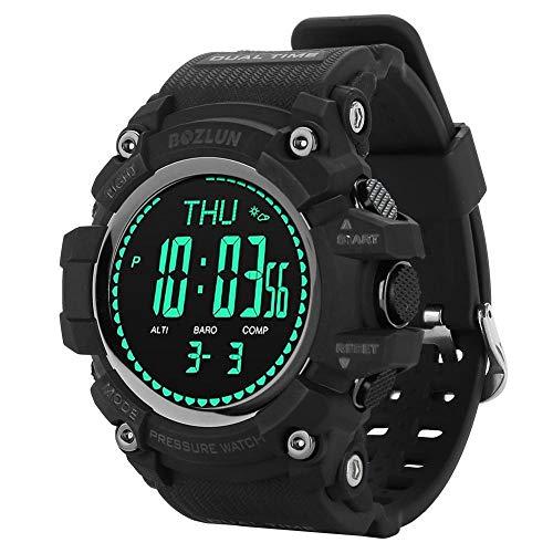 VBESTLIFE Reloj Inteligente Escalada Pulsera Deportivo
