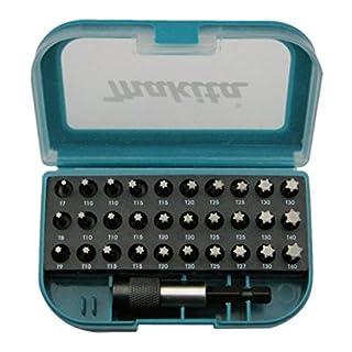Makita P-73352 Torx Bit-Set 31-teilig