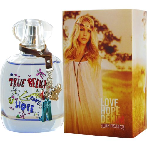 True Religion Love Hope Denim Parfum for Women, 1.7 Ounce by True Religion