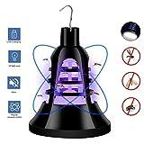 Leegoal Moskito Killer, [Neue Version] 2 in 1 USB-Powered Bug Zapper LED Elektrisch Mückenvertreiber Licht Fliegen Insektenfalle für Indoor/Outdoor/Küche/Garten/Terrasse/Camping/Reisen