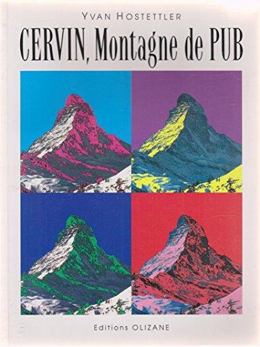Cervin montagne de pub