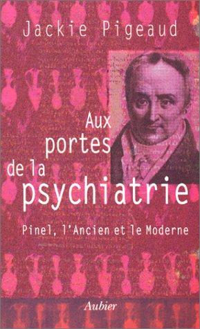 Aux portes de la psychiatrie