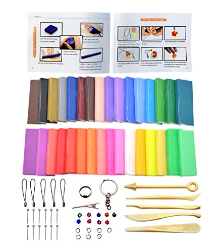 polymer-clay-32-colours-oven-bake-polymer-clay-ifergoo-diy-modelling-clay-kit-with-5pcs-modeling-too