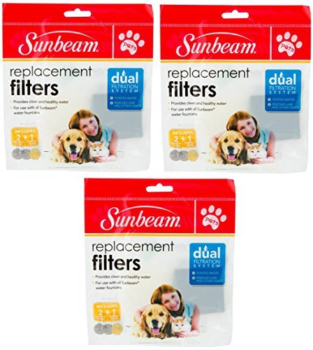 sunbeam-pets-ersatz-filter-3-pack