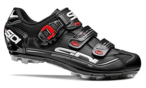 Preisvergleich Produktbild Sidi MTB Eagle 7 Fahrradschuhe Herren black/black Größe 42 2017 Mountainbike-Schuhe