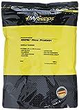 My Supps, 100% Rice Protein, Vanilla, 1er Pack (1 x 1 kg)