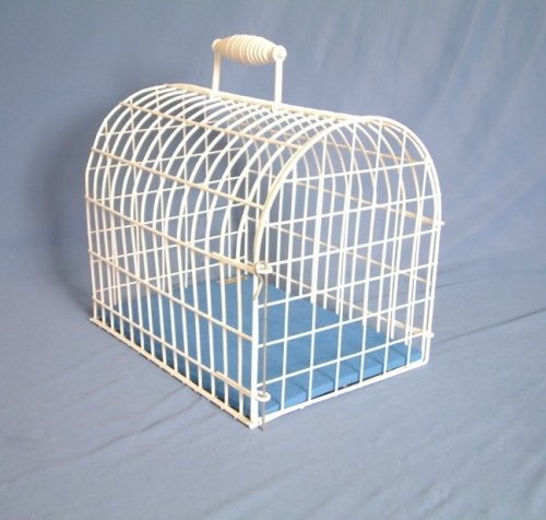 Artikelbild: Extra Large Cat Carrier 22'x14'x16'ht Rectangular-Domed